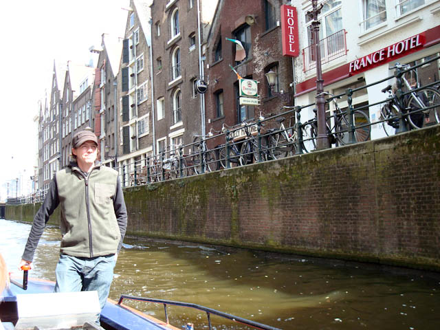 Amsterdam Holland Chris Merriman Irina