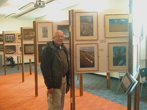 John Welsh Salon Photography Exhibition Big Pit Wales