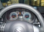 Dashboard (Speedo Is In Km/h!)