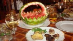 Water Melon Carving