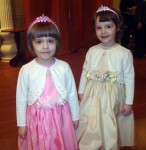 Dasha & Ksusha At Their 5th Birthday Party