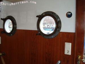 Kitchen Portholes